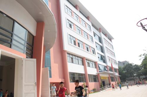Công trình Trường tiểu học Đại Yên