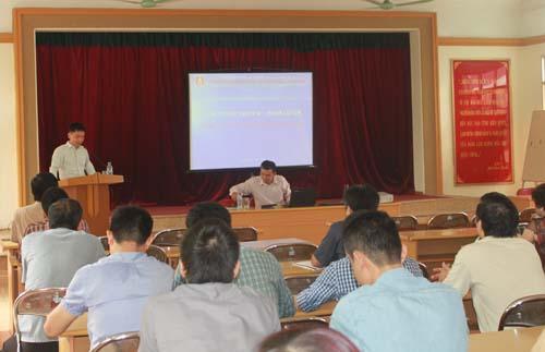 Đào tạo huấn luyện công tác PCCC năm 2014